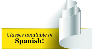 Spanish classes available